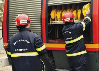 Servicii de prevenire si stingere a incendiilor
